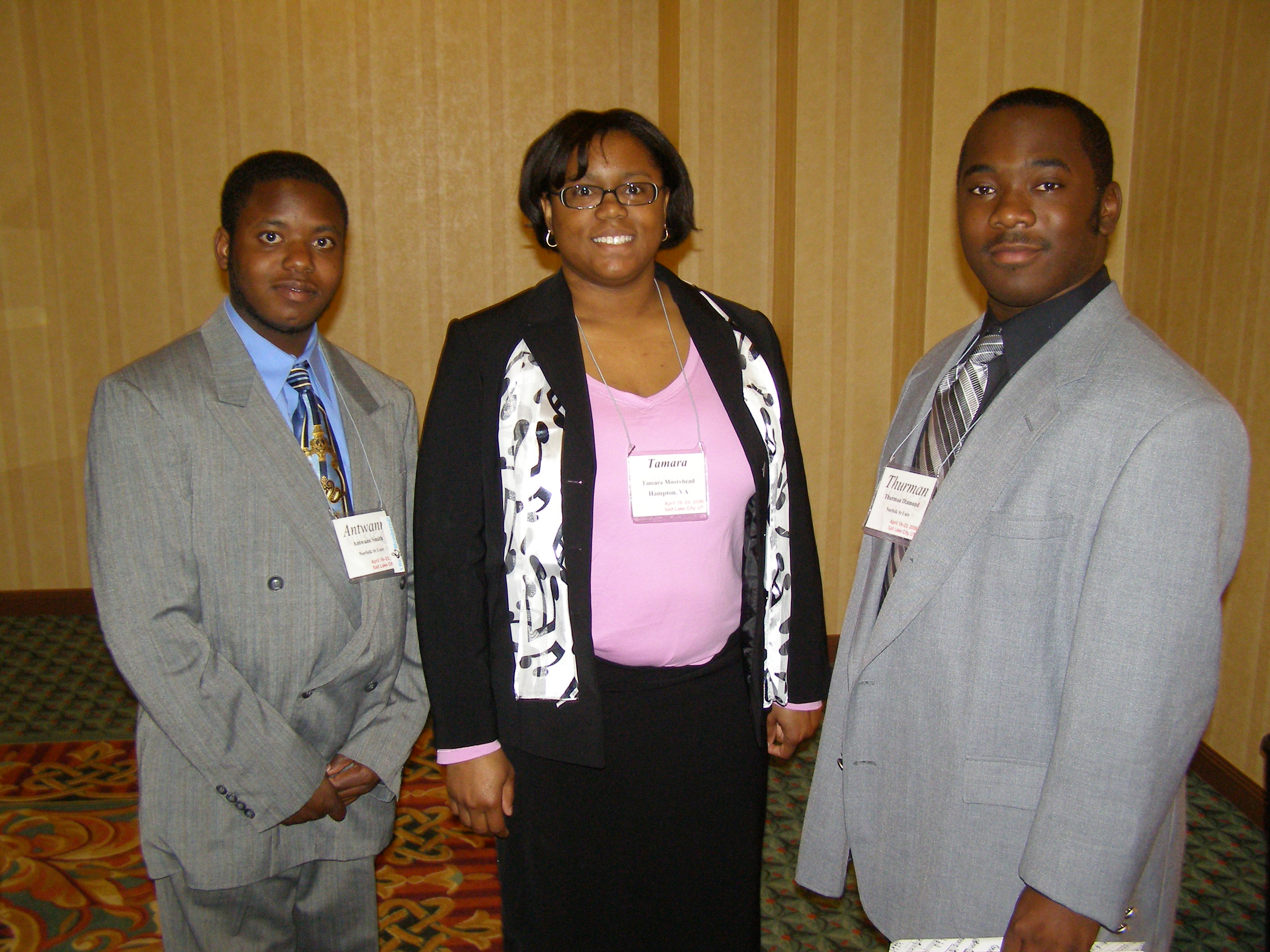 NASPAAM At The 2006 MENC Conference